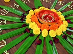 Gudi Decoration Tips For Padwa & 91+ Ugadi Decorations At Home - Decoration Competition Psoriasisguru ...