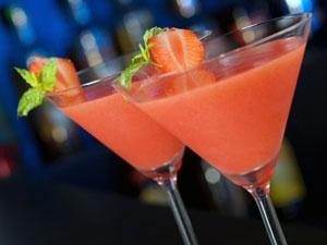 Strawberry Cocktail Recipe