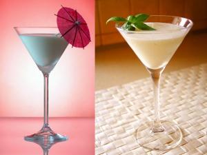 Milk Cocktail Recipes