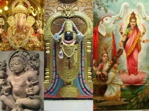 Hindu God Money