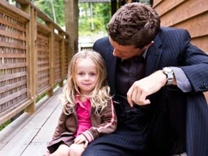 Strengthen Father Daughter Relationship