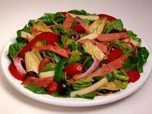 Bell Pepper Cold Salad Recipe