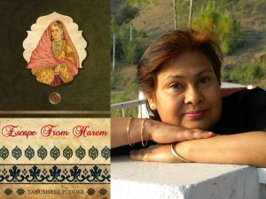 Tanushree Poddar Author