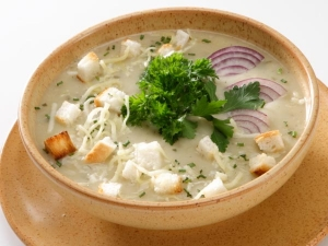 Paneer Onion Soup Starters Recipe