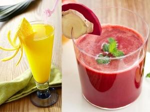 Healthy Juice Recipe To Lower Cholesterol