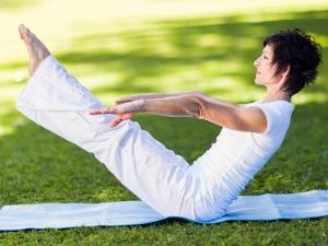 Yoga Asanas Weight Loss