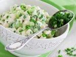 Paneer And Vegetable Salad Recipe