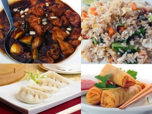 Indian Chinese Food