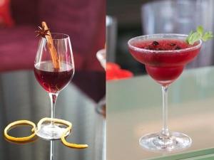Aphrodisiac Cocktail Vday Recipe