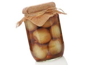 Potato Pickles Spicy