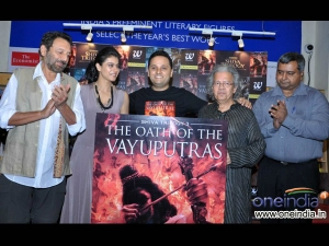 Oath Of The Vayuputras Book Review