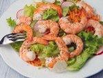 Margarita Shrimp Salad For Dieters