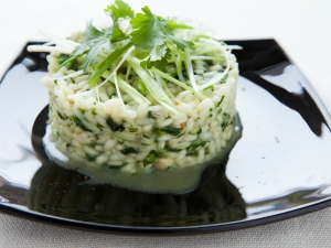 Spinach Or Palak Pulao Recipe