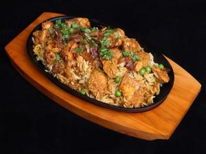 Chicken Rice Microwave Recipe