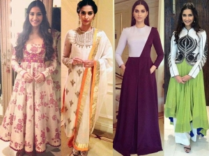 Sonam Kapoor Looks At Bmb Promotions