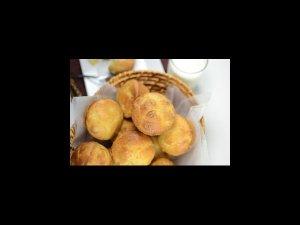 Orange Pineapple Walnut Muffin