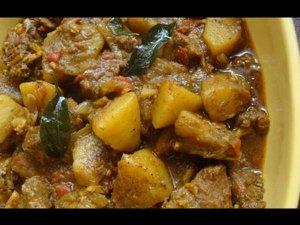 Beef Devilled Curry Ramzan