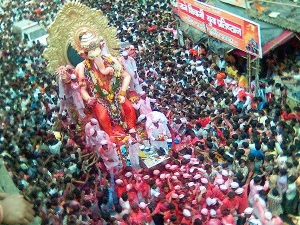 Richest Ganesha Festivals Of India