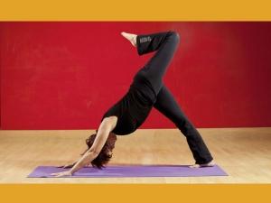 Yoga Asanas Reduce Thighs Hips
