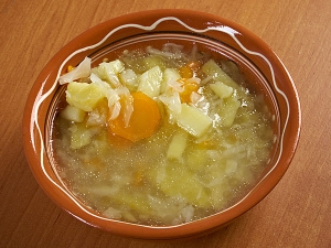Cabbage Soup With Pepper Weight Loss