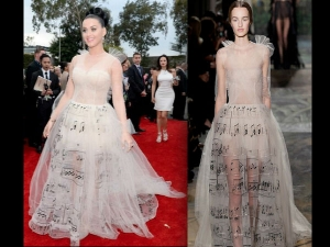 Grammy Awards 2014 Katy Perry Goes Muscial