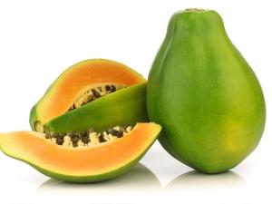 Unripe Green Papaya Health Benefits