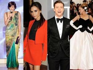 Eleven Celebrities Turned Fashion Designers