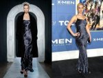 Jennifer Lawrence In Jason Wu Gown Ditching Dior