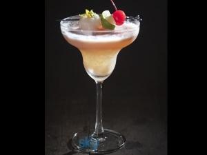Lychee Vodka Martini Recipe