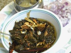 Hot Spicy Gongura Pachadi Recipe