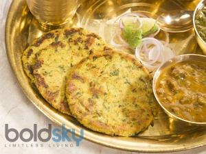 Healthy Rava Roti Recipe
