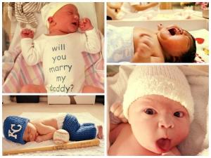 Coolest Newborn Baby Photos