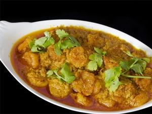 Kolambi Rassa Marathi Prawn Curry