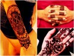 Chaand Raat Mehendi Designs For Eid 049467 Pg