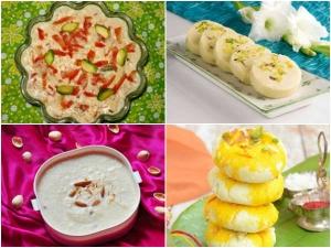 Delicious Sweets For Bhai Dooj