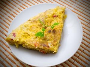 Easy Spanish Omelette Recipe