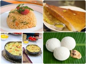 Best Breakfast Recipes From Karnataka