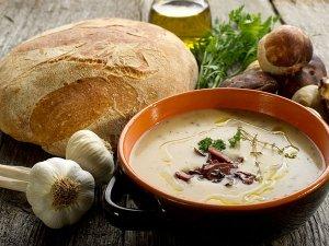 Healthy Oats Soup Recipe