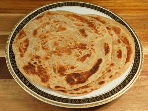 Healthy Barley Paratha Recipe For Diabetics