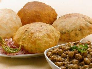 Crispy Fried Bread Bhatura Recipe For Breakfast