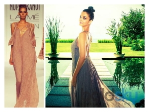 Aishwarya Dazzles In A Nupur Kanoi Gown