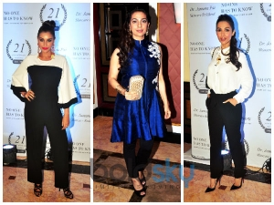WOW: Stunning Beauties At A Book Launch