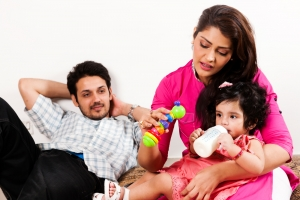 Dealing With Relationship After A Baby