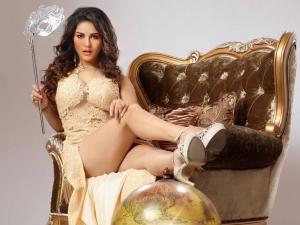 Beauty & Fitness Secrets Of Sunny Leone