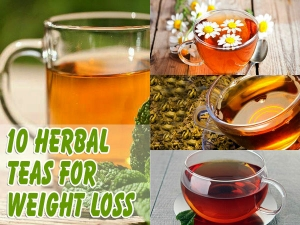 10 Best Herbal Teas For Weight Loss