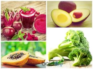 10 Healthy Sugar Free Veggies & Fruits