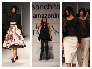 AIFW 2015: Sanchita Ajjampur A/W Line