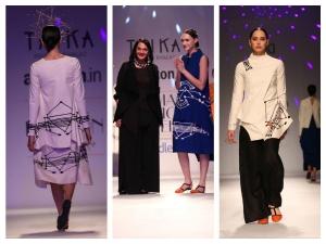 AIFW 2015: Taika By Poonam Bhagat