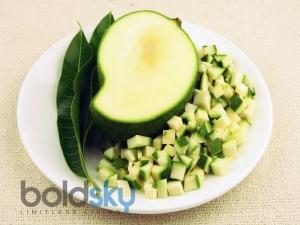 14 Health Benefits Of Green/ Raw Mango