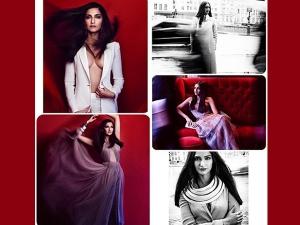 Sonam's Boldest Shoot For Vogue 2015!